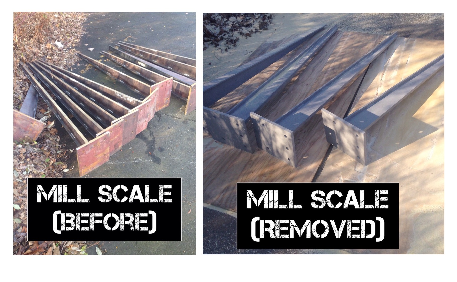 How to remove scale